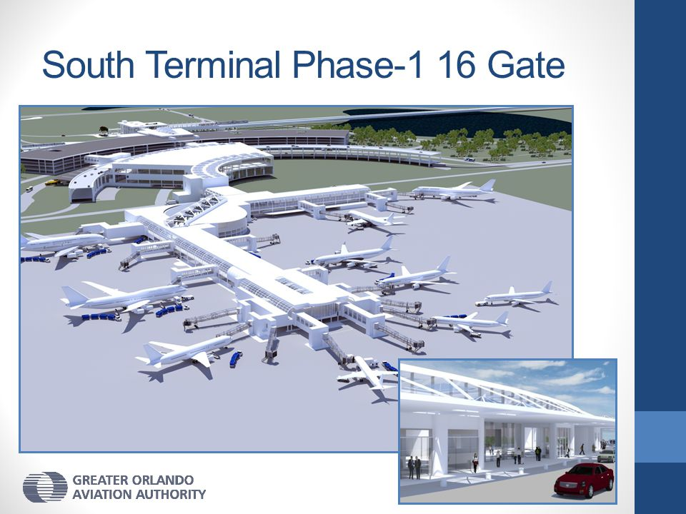 South Terminal Phase-1 16 Gate
