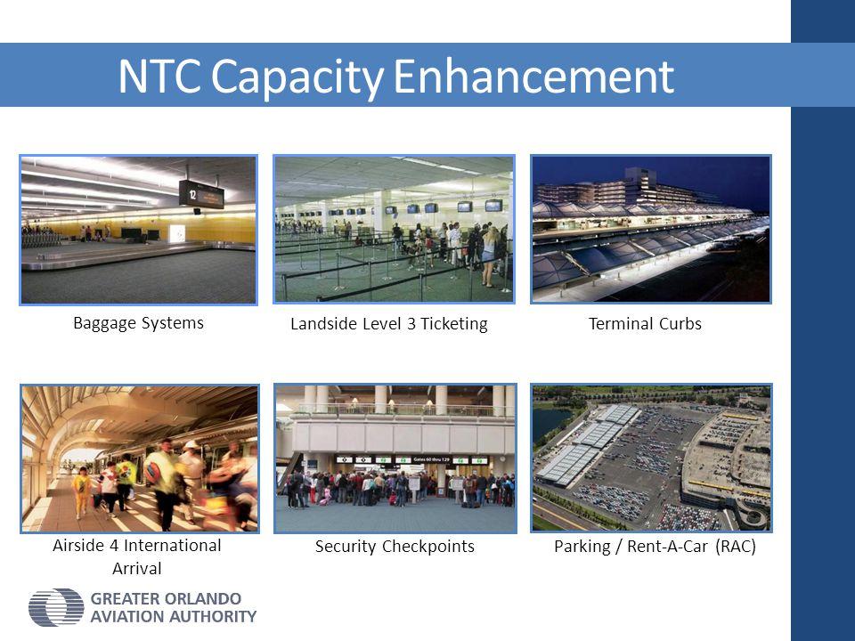 NTC Capacity Enhancement