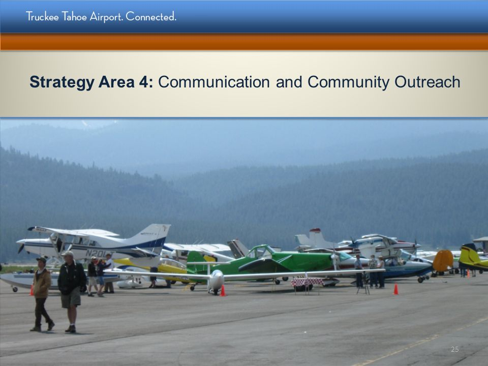 Strategy Area 4: Communication and Community Outreach