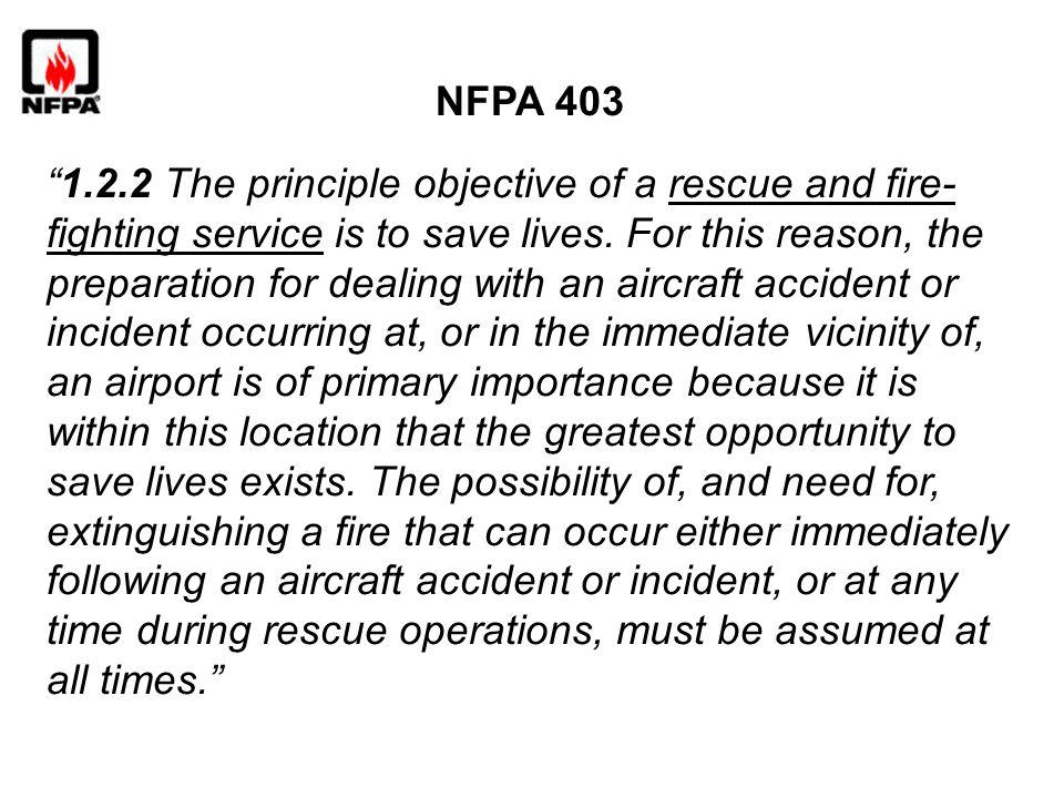 NFPA 403