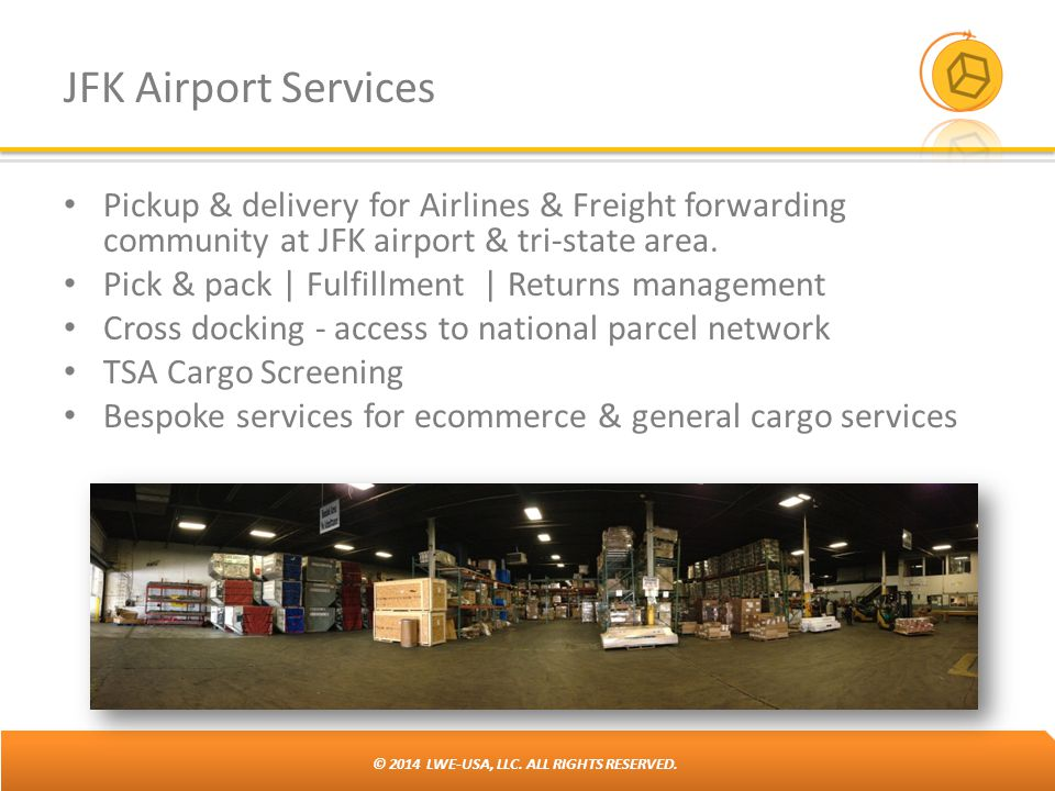 JFK Airport Services Pickup & delivery for Airlines & Freight forwarding community at JFK airport & tri-state area.