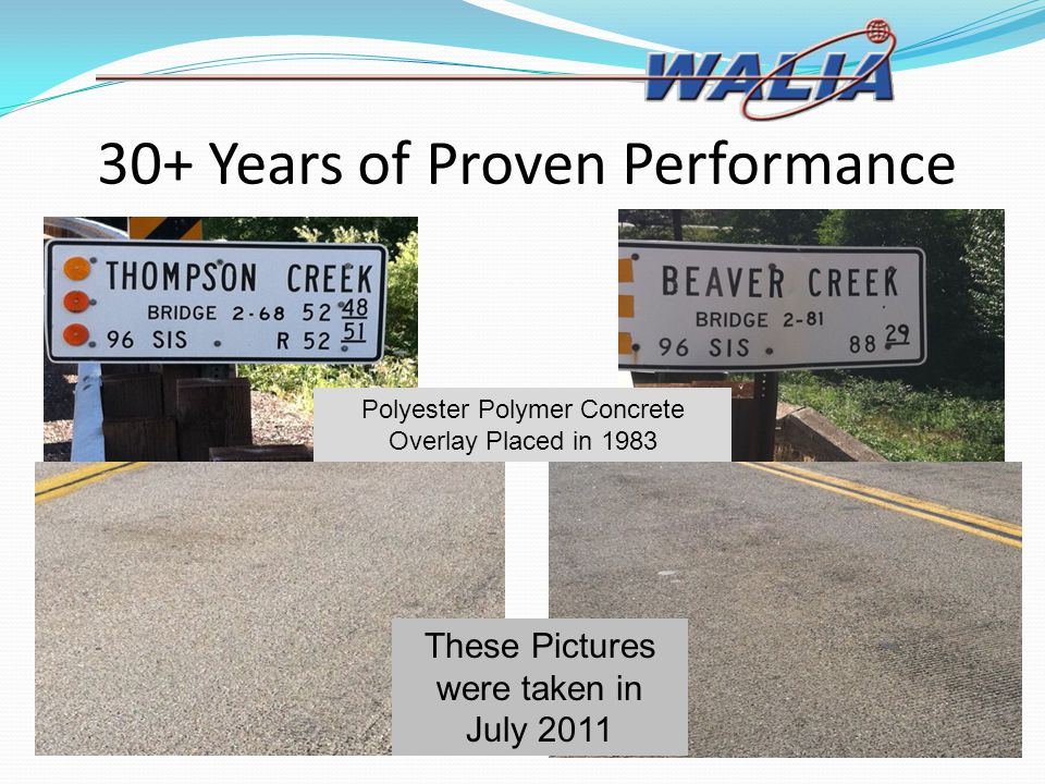 30+ Years of Proven Performance