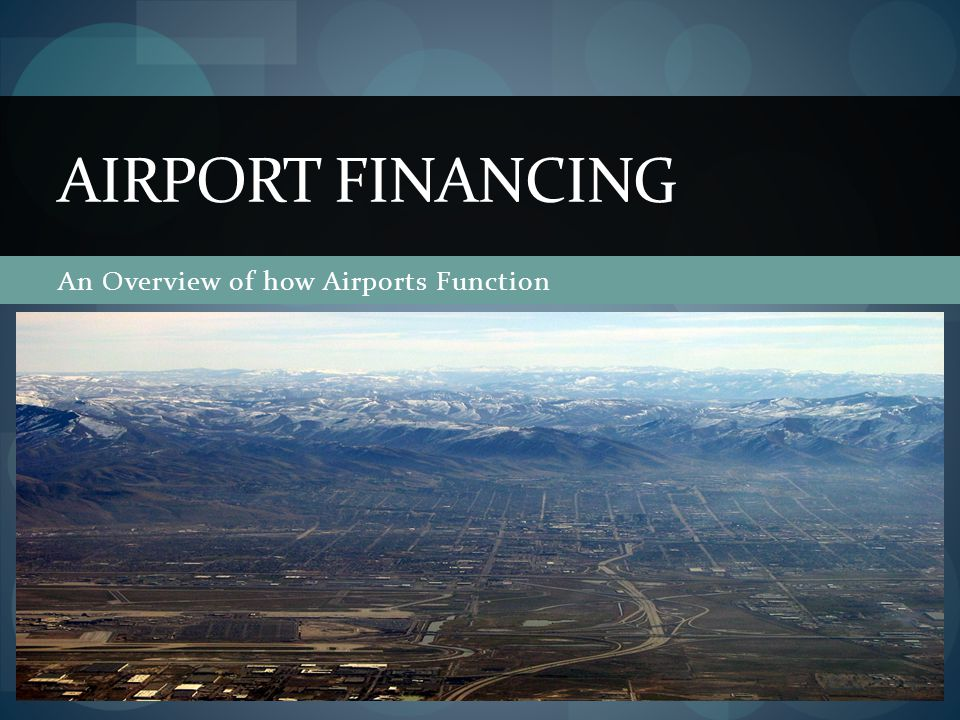 An Overview of how Airports Function