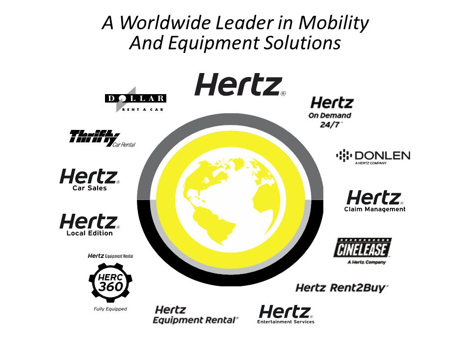 A Worldwide Leader in Mobility And Equipment Solutions