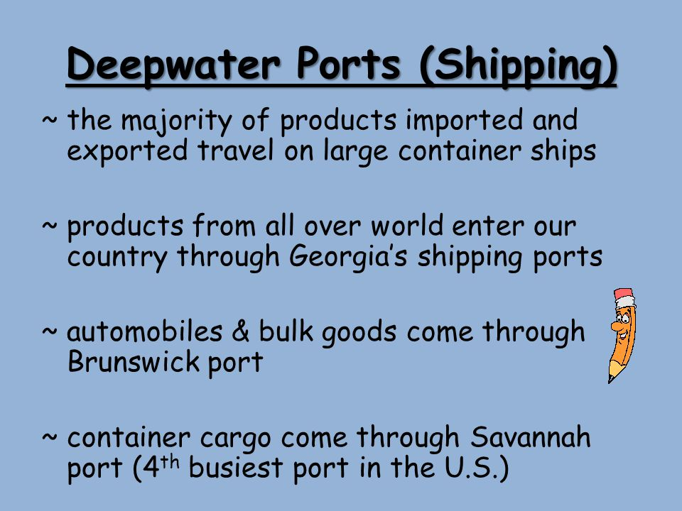 Deepwater Ports (Shipping)