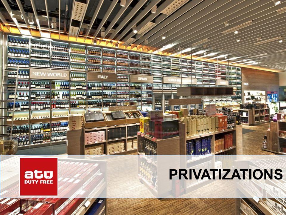 PRIVATIZATIONS