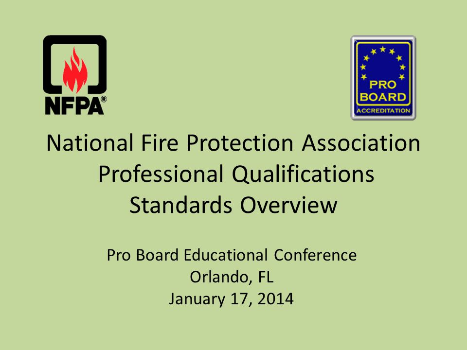 Pro Board Educational Conference