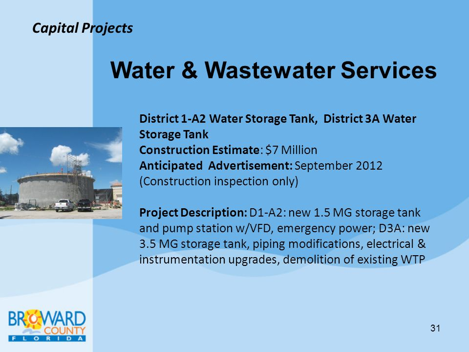 Water & Wastewater Services