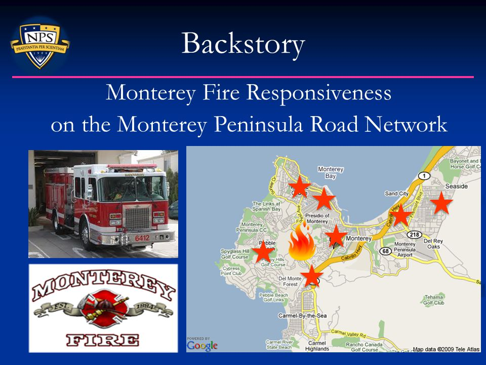 Backstory Monterey Fire Responsiveness