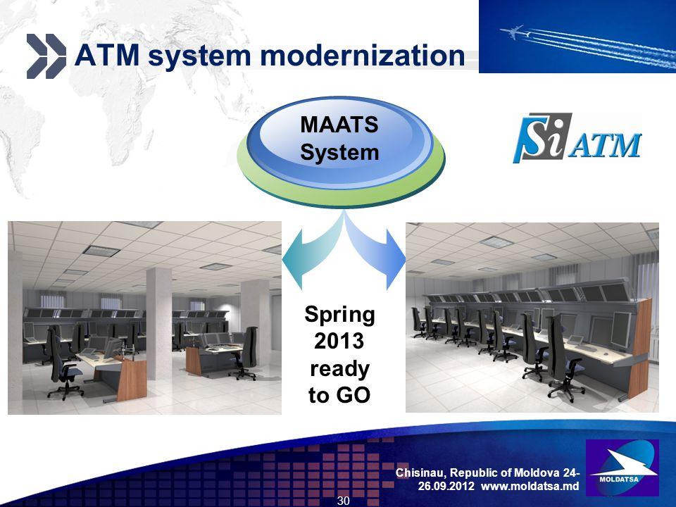 ATM system modernization