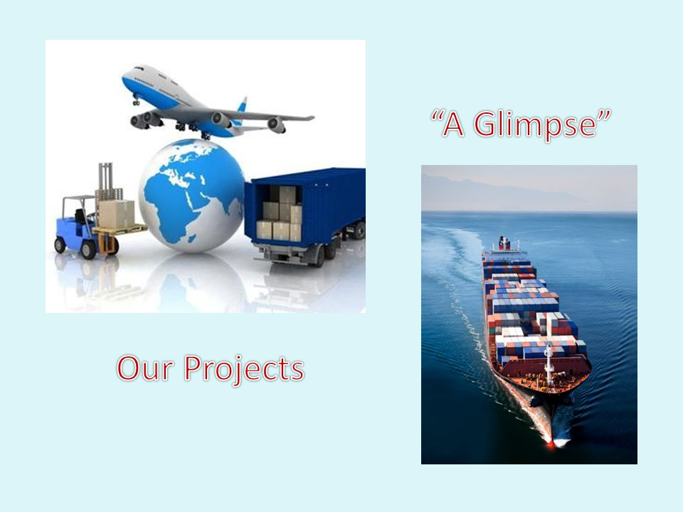 A Glimpse Our Projects