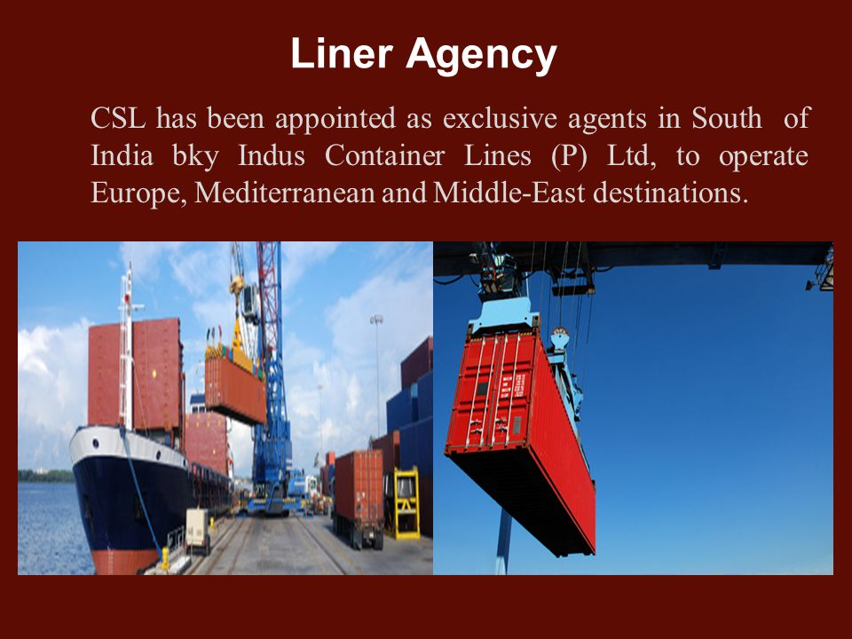Liner Agency