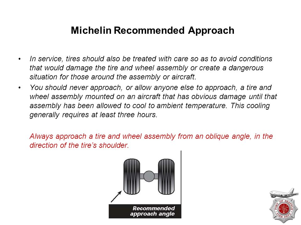 Michelin Recommended Approach