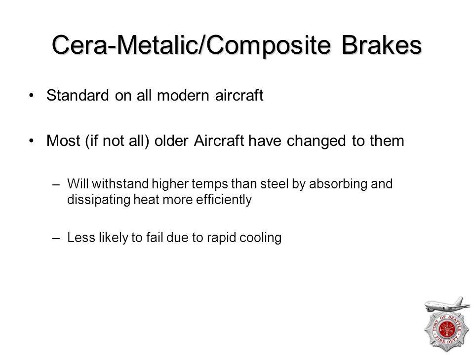 Cera-Metalic/Composite Brakes