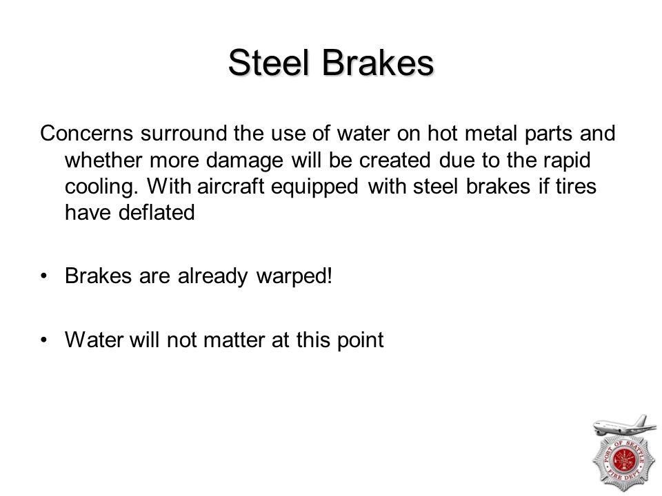 Steel Brakes