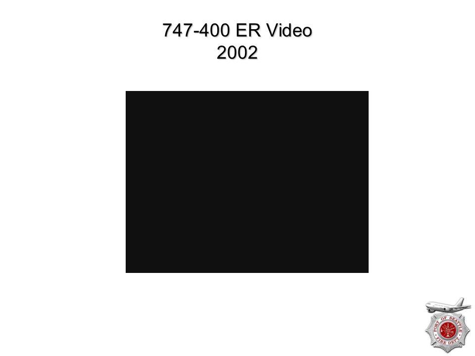 747-400 ER Video 2002