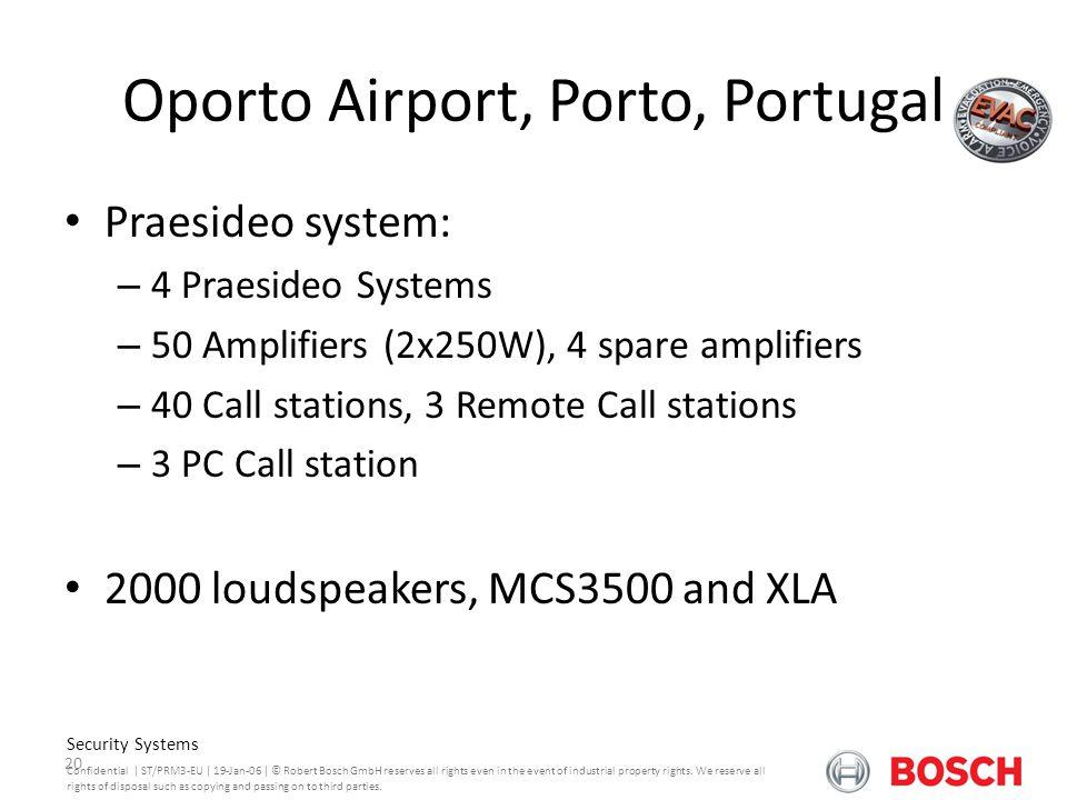 Oporto Airport, Porto, Portugal