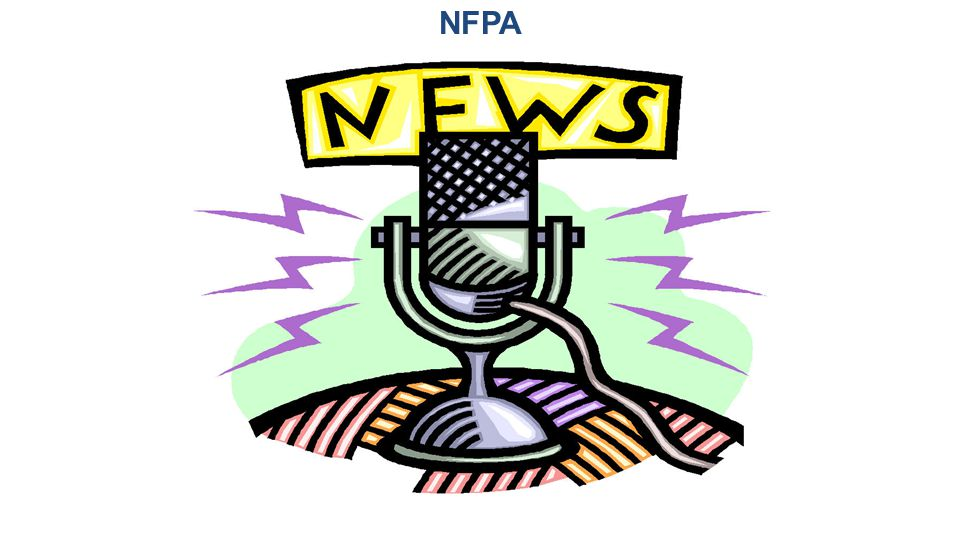 NFPA Introduction: Today we are going to discuss some of the changes to 2010 NFPA 72 document and its addition of Emergency Communication Systems.