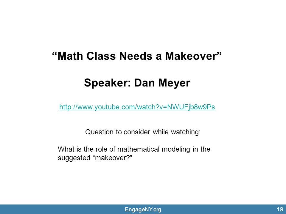 Math Class Needs a Makeover