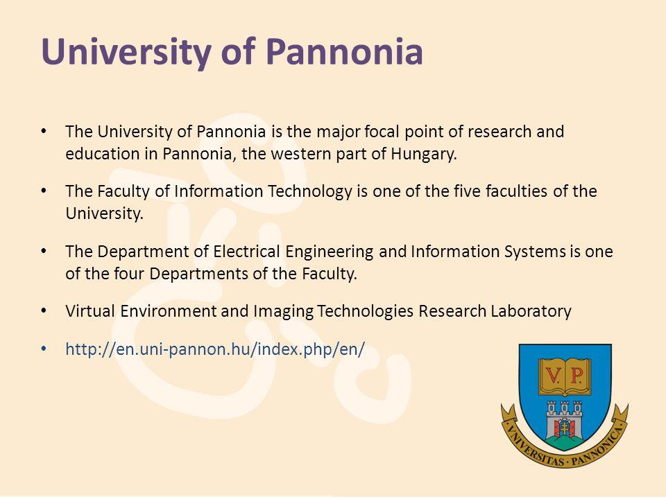 University of Pannonia