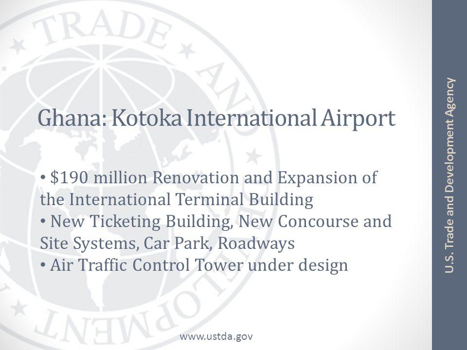 Ghana: Kotoka International Airport