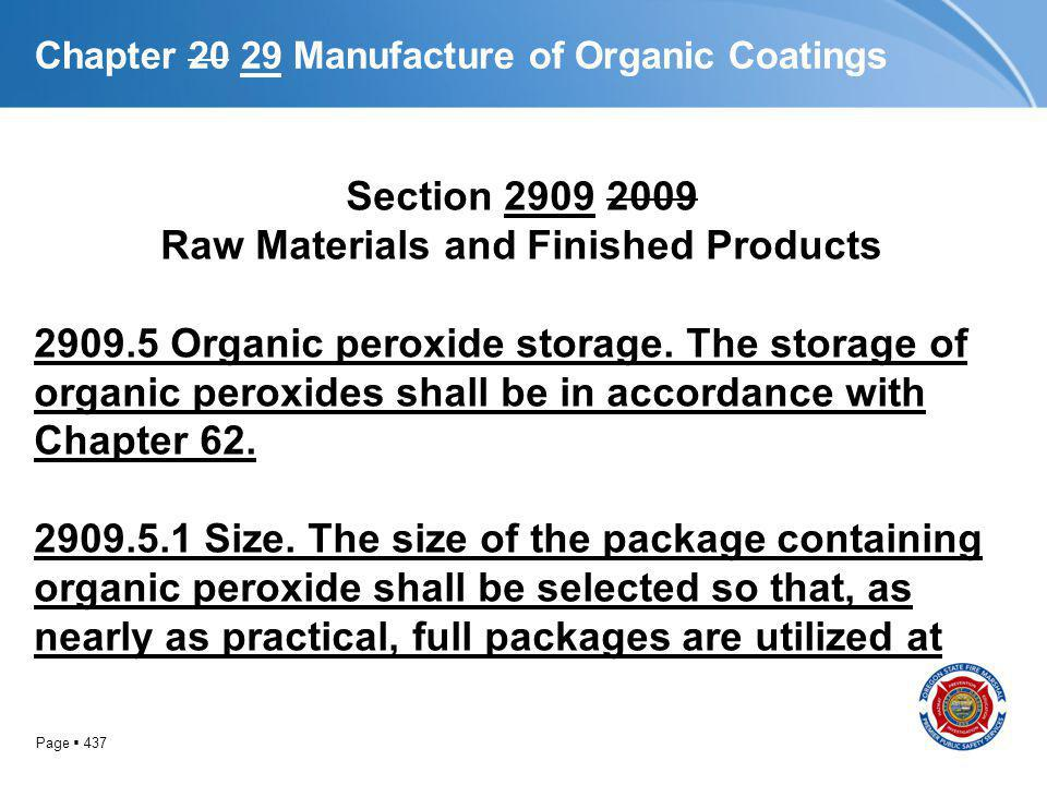 Chapter 20 29 Manufacture of Organic Coatings