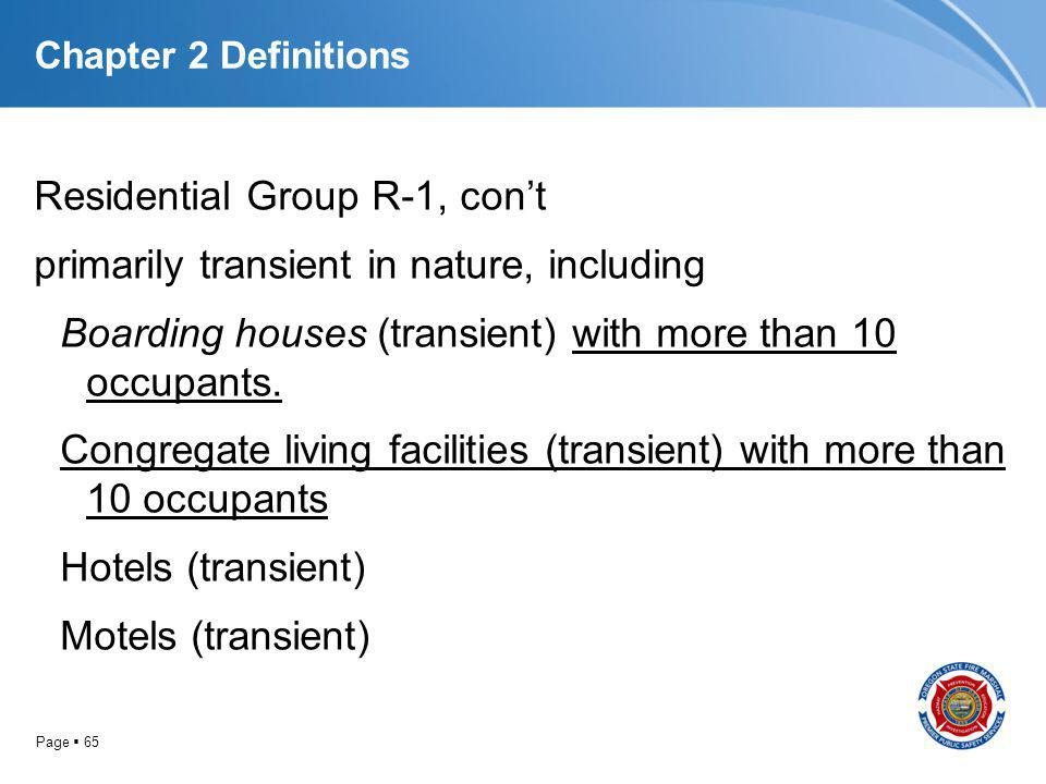 Chapter 2 Definitions