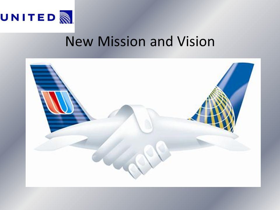 New Mission and Vision
