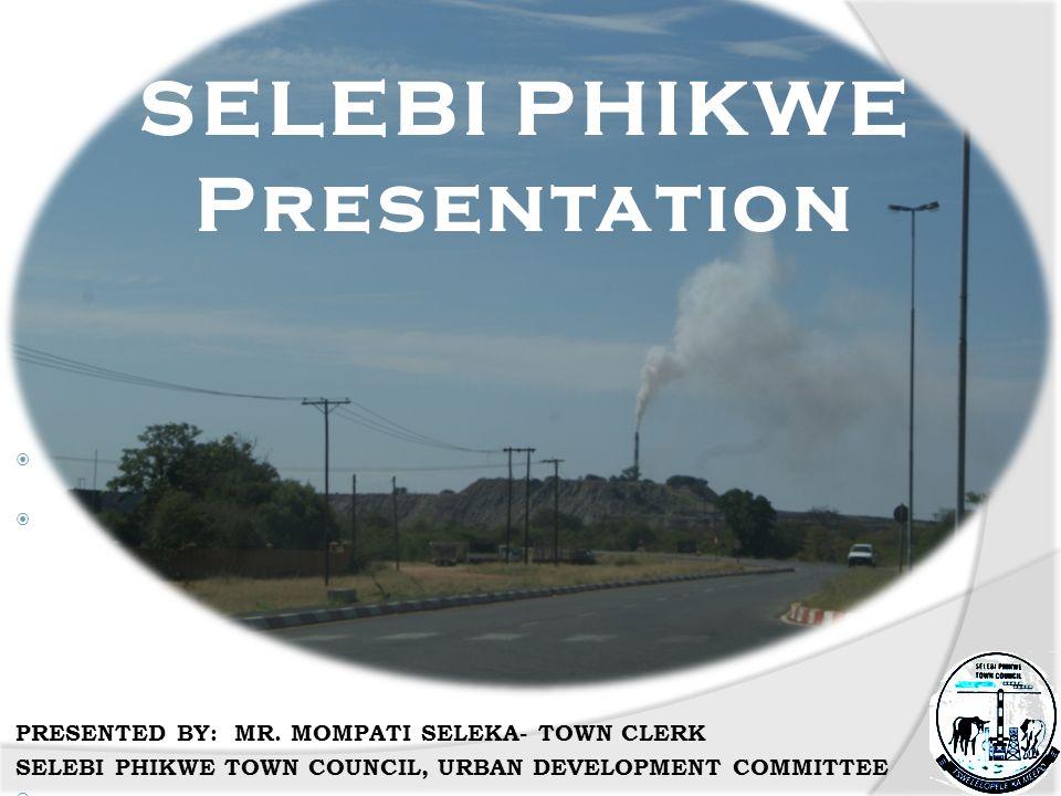 SELEBI PHIKWE Presentation