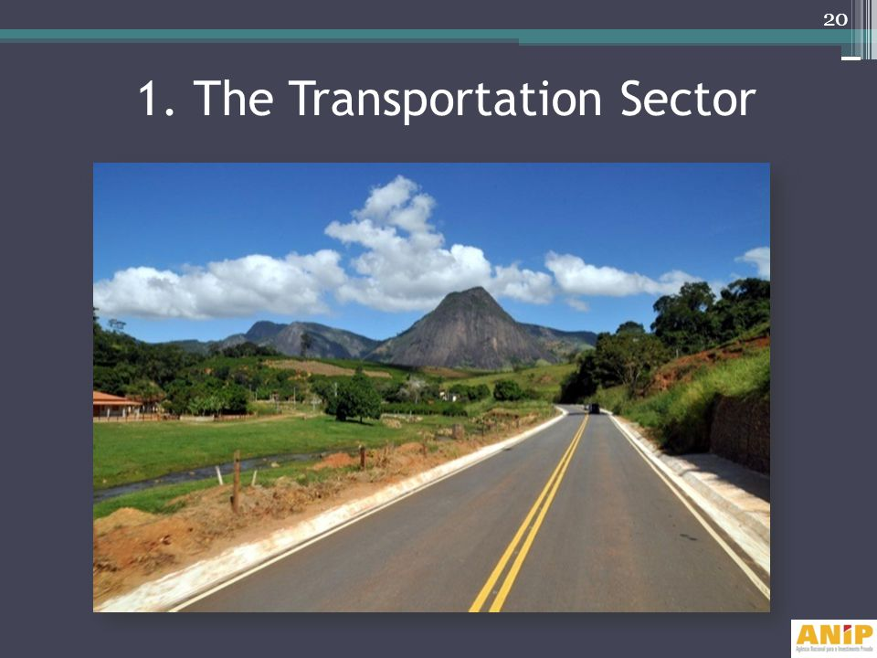 1. The Transportation Sector