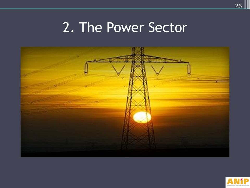 2. The Power Sector