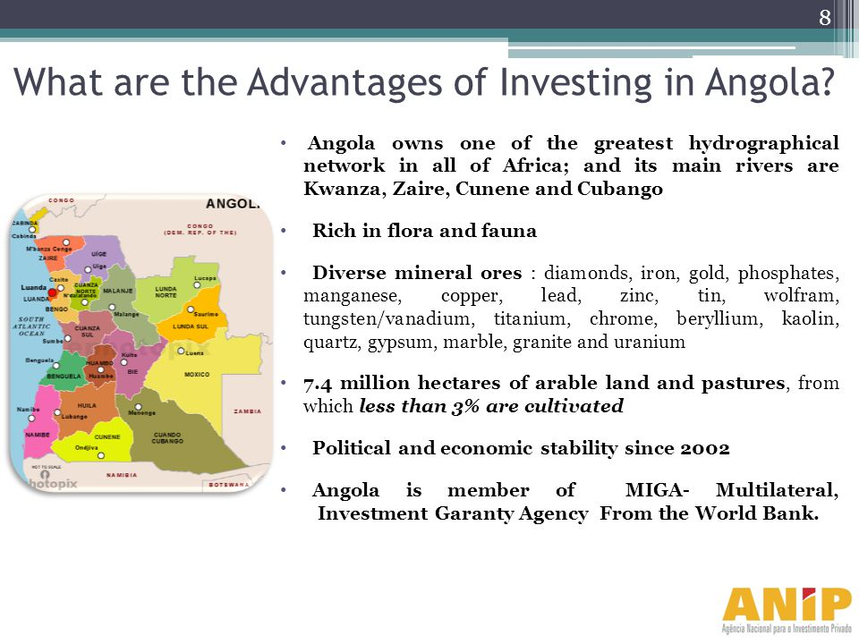 What are the Advantages of Investing in Angola