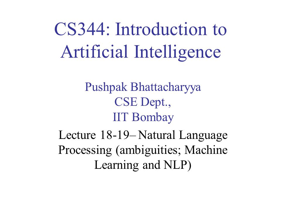 an introduction to the importance of artificial intelligence The importance of artificial intelligence  introduction to artificial intelligence artificial intelligence prompts machines to master learning from experience automates itself to fresh inputs and carry out tasks same manner as humans.