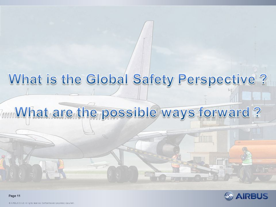 What is the Global Safety Perspective