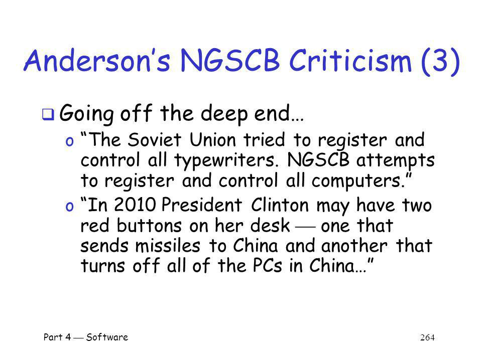 Anderson's NGSCB Criticism (3)