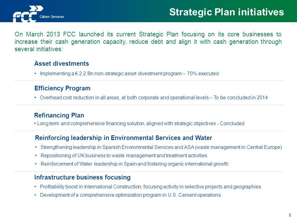 Strategic Plan initiatives