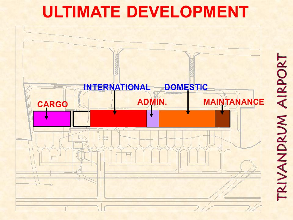ULTIMATE DEVELOPMENT INTERNATIONAL DOMESTIC ADMIN. MAINTANANCE CARGO