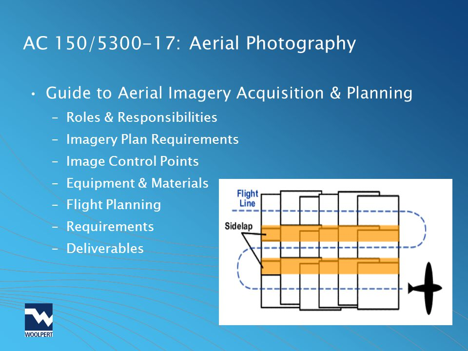 AC 150/ : Aerial Photography