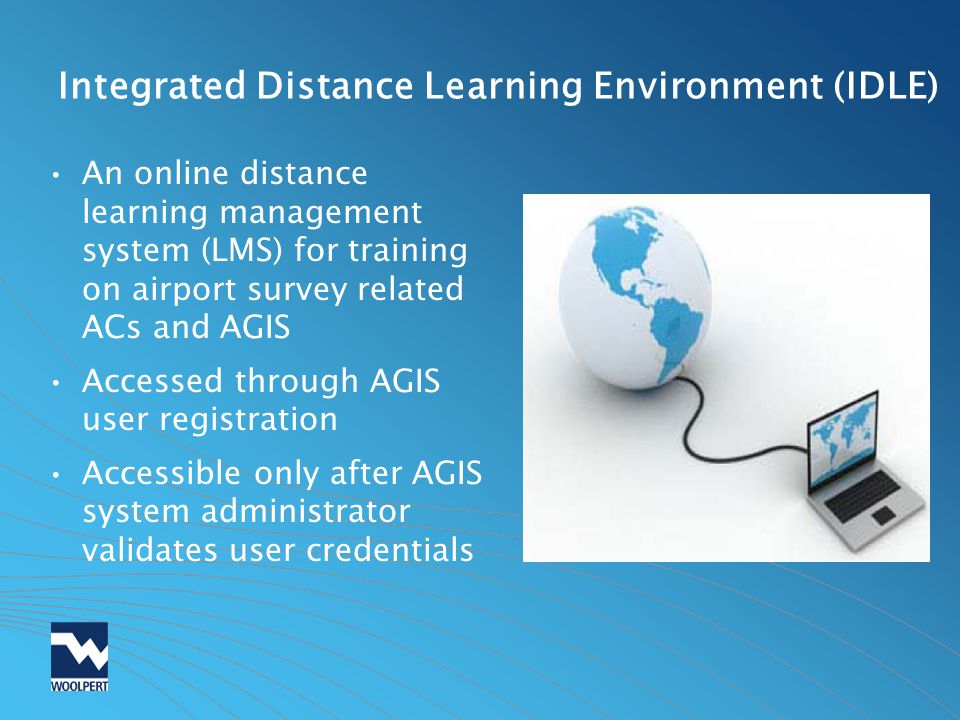Integrated Distance Learning Environment (IDLE)