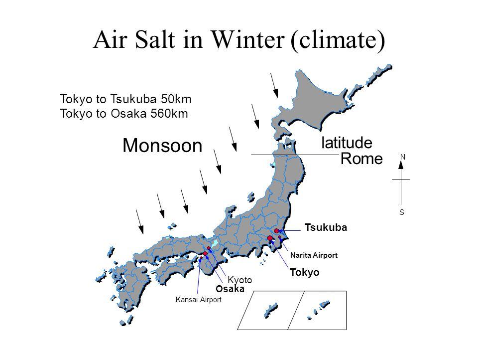 Air Salt in Winter (climate)