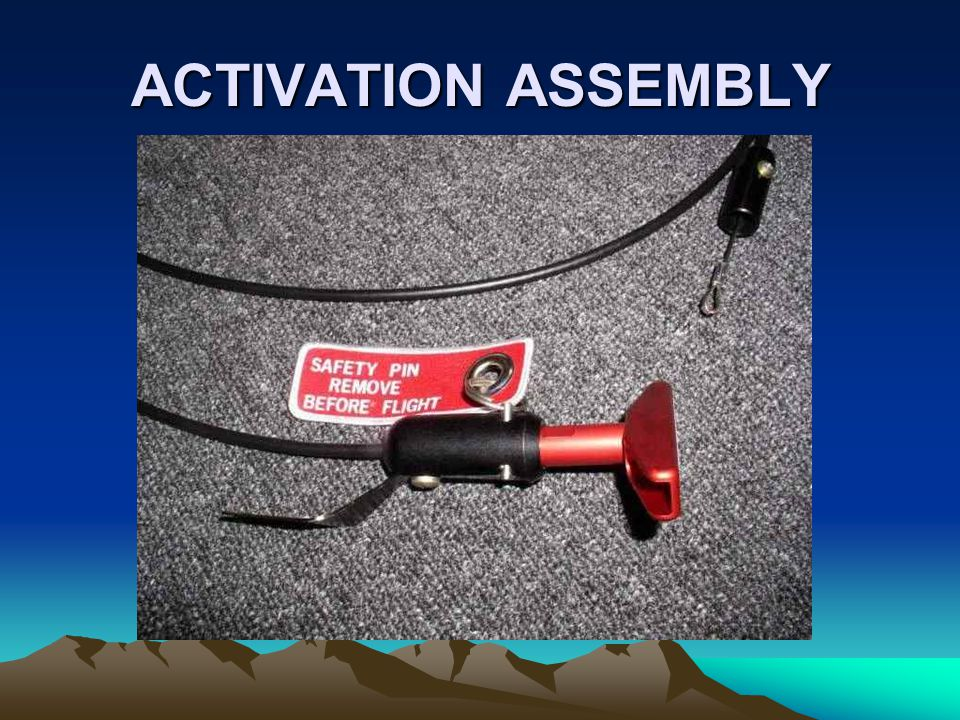 ACTIVATION ASSEMBLY