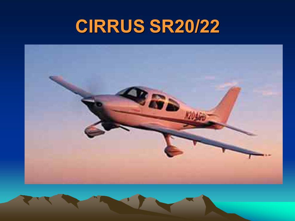CIRRUS SR20/22