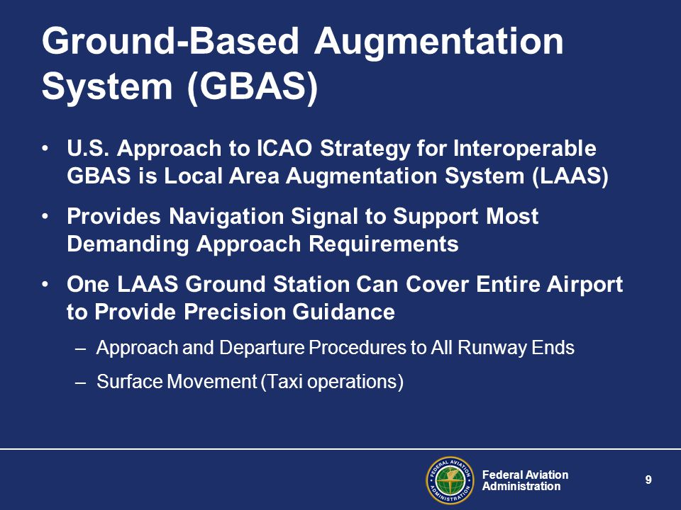 Ground-Based Augmentation System (GBAS)