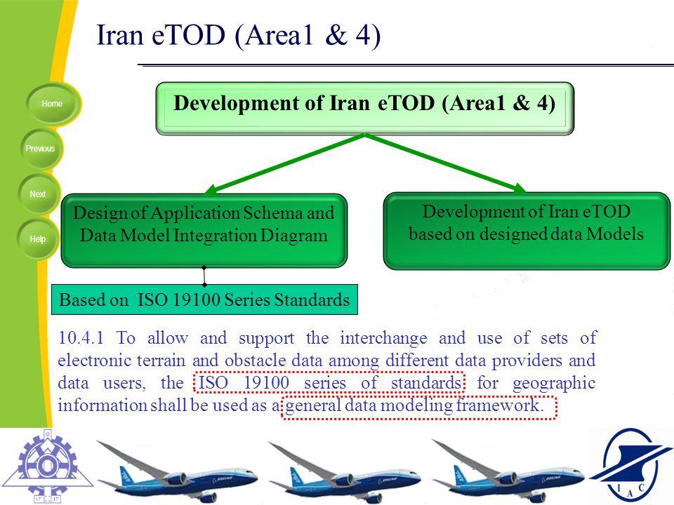 Development of Iran eTOD (Area1 & 4)