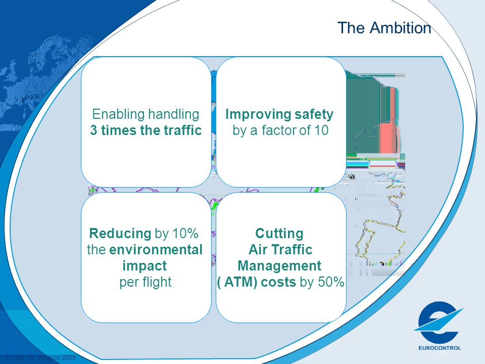 The Ambition Enabling handling 3 times the traffic