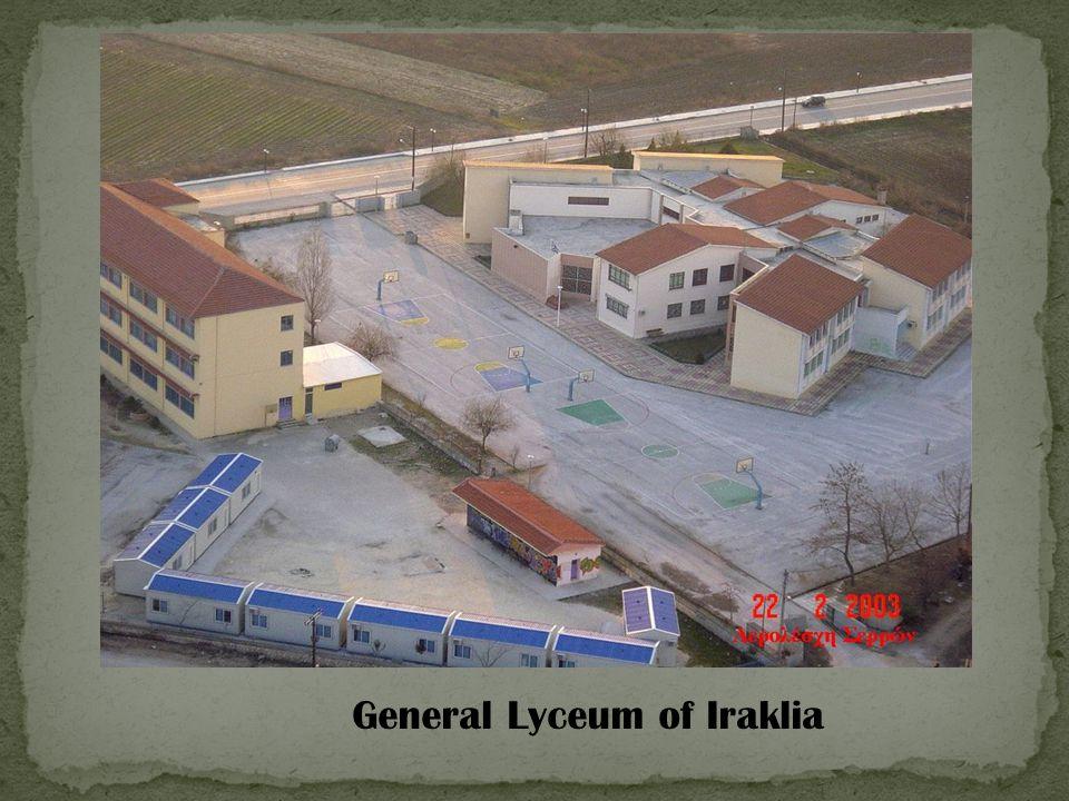 General Lyceum of Iraklia