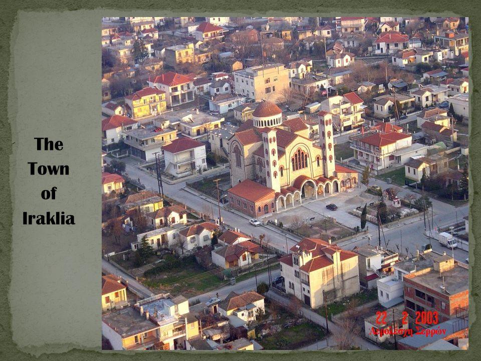 The Town of Iraklia