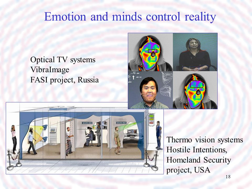 Emotion and minds control reality