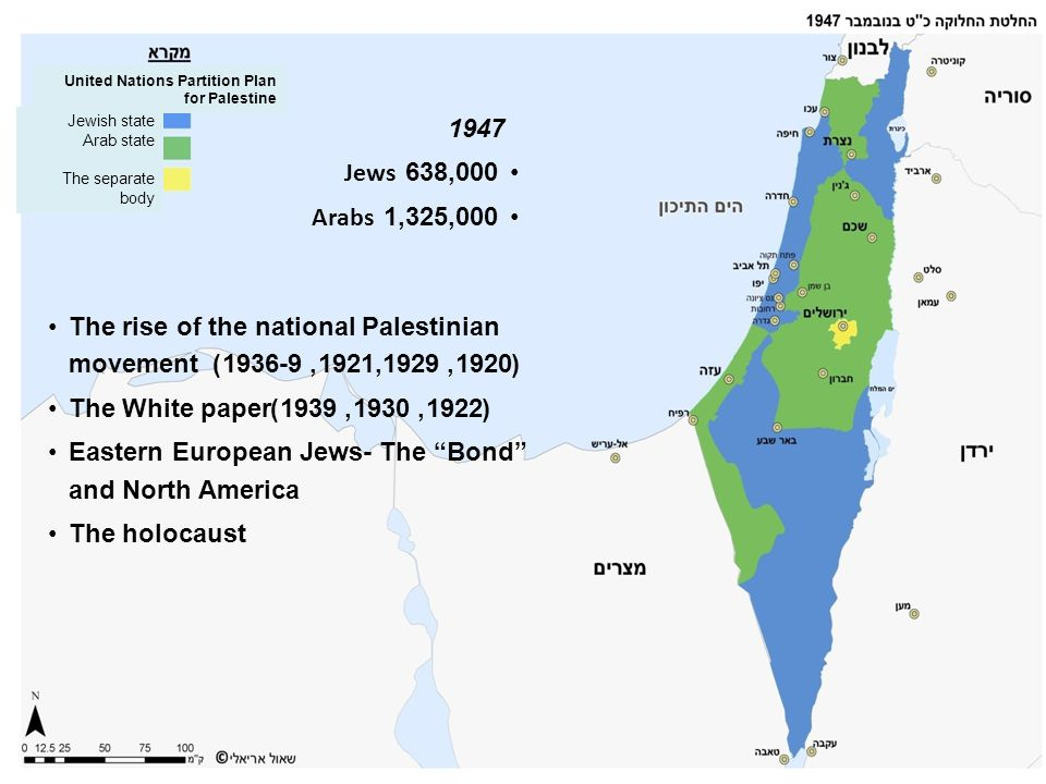 Eastern European Jews- The Bond and North America