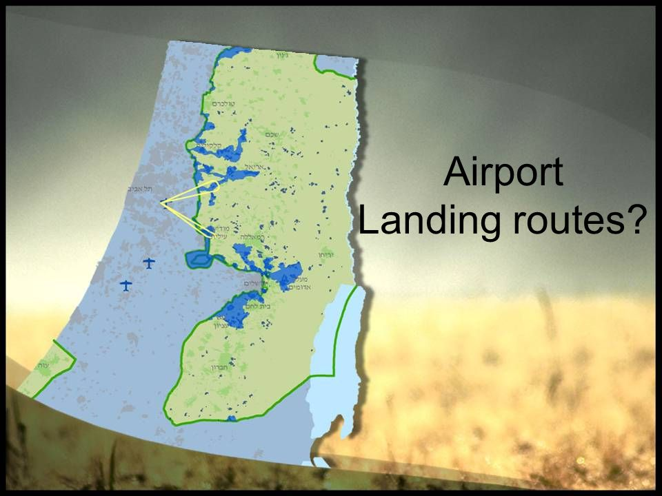 Airport Landing routes